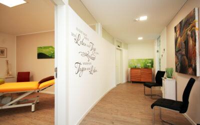 Neue Praxis-Räume in Uedorf